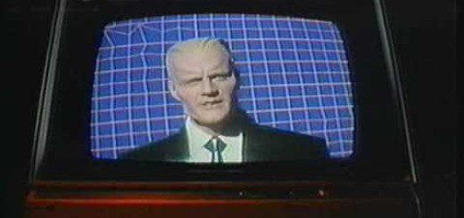 "DEF: The Art of Noise with Max Headroom ""Paranoimia"""